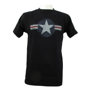 CAMISETA FOSTEX AIR FORCE STARS BARS
