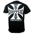 CAMISETA WEST COAST CHOPPERS IRON CROSS