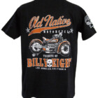 COLECCION CAMISETAS CUSTOM BILLY EIGHT 100% MOTERAS (1ª PARTE)
